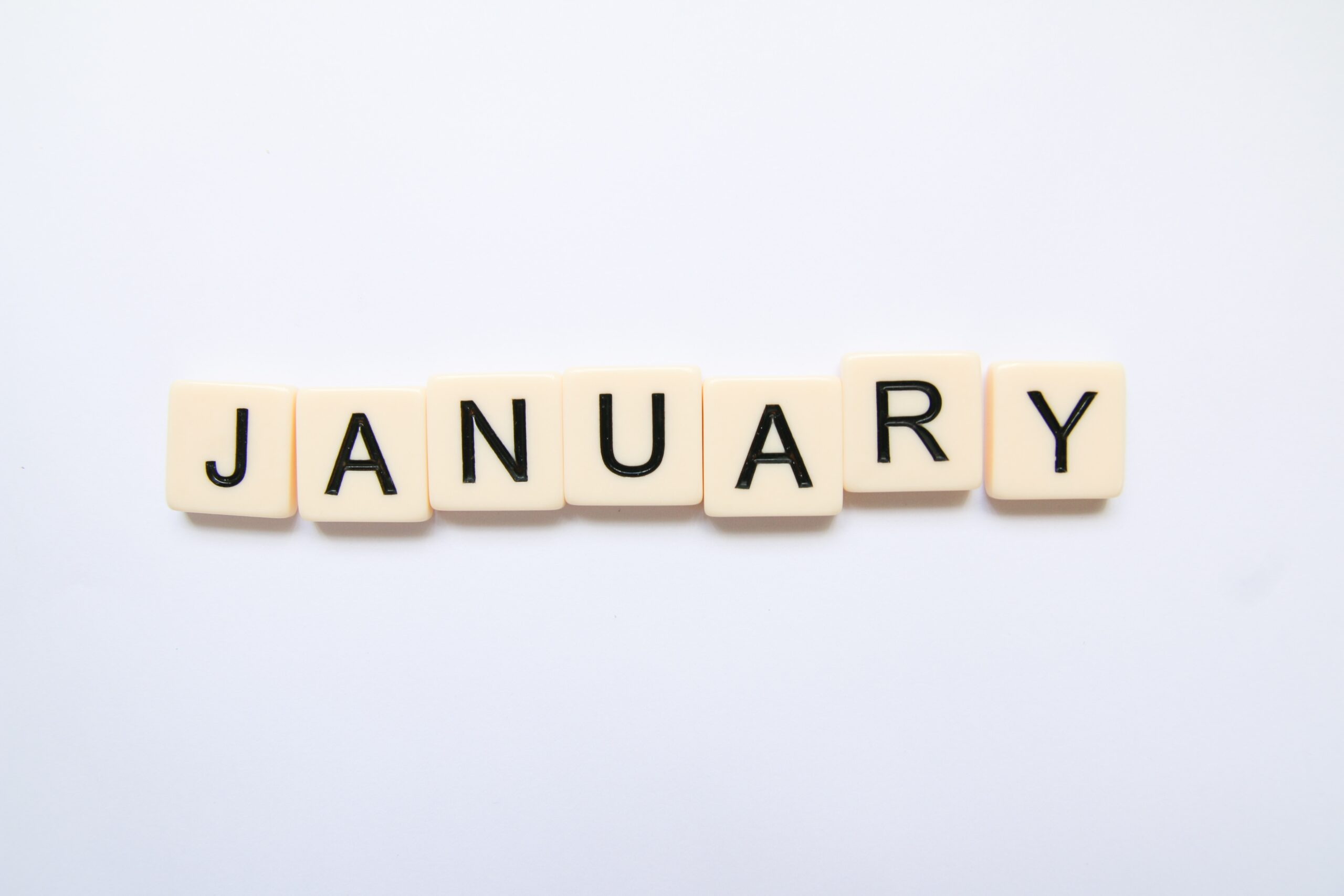 January 2021 Due Date Reminders