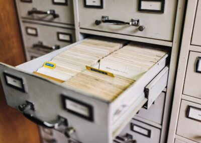 How Long Should You Keep Old Tax Records?